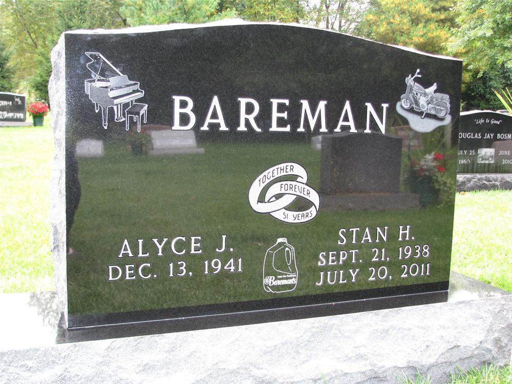 Bareman Tablet