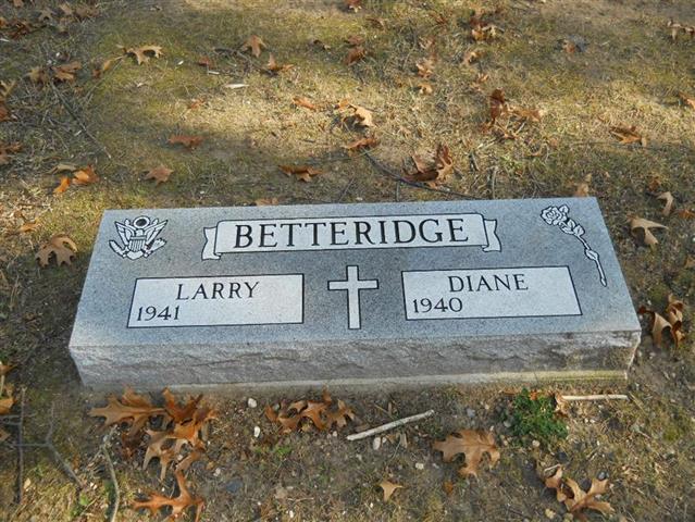 Betteridge Flush Marker