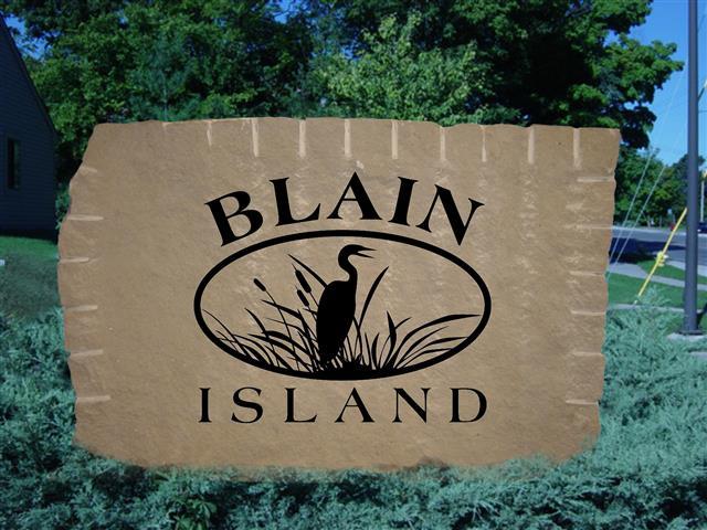 Commerical Sign – Blain