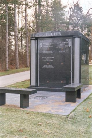 Bleier Mausoleum