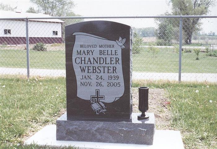 Webster Tablet