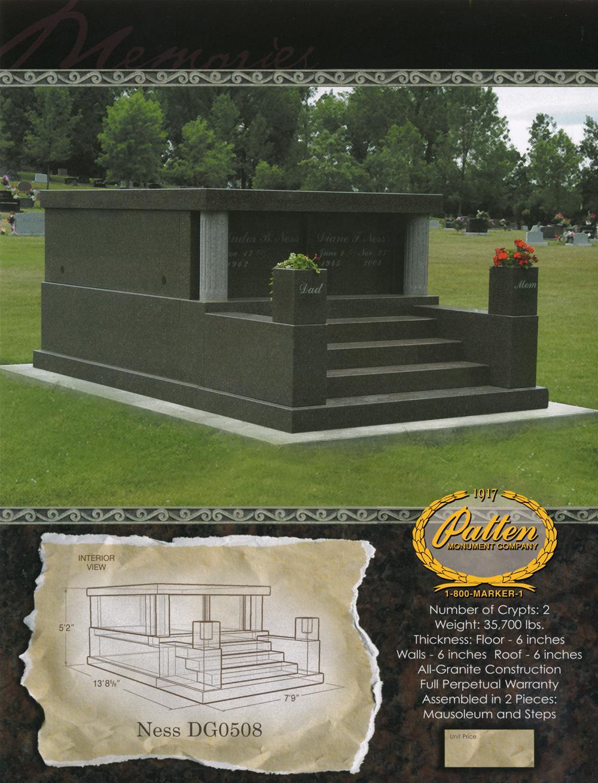Double Mausoleum 3
