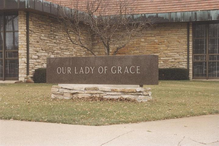 Commercial Sign – Our Lady