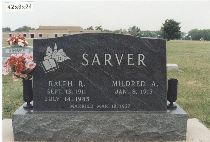 Sarver Tablet