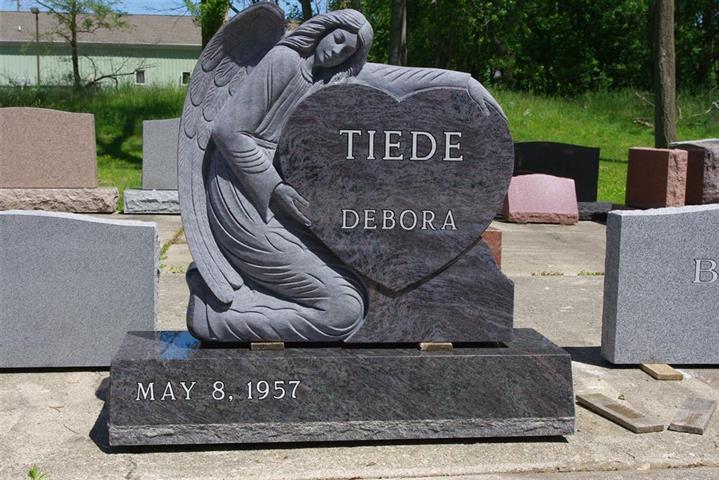 Teide Angel Single Heart